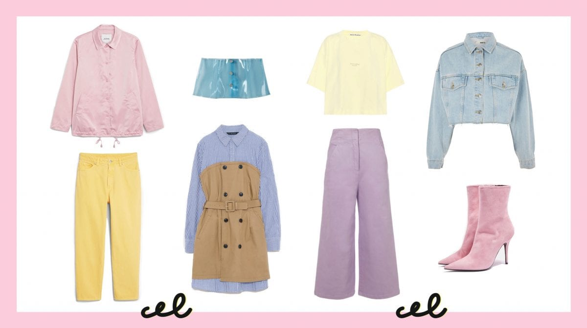 celmatique selects: pretty pastels