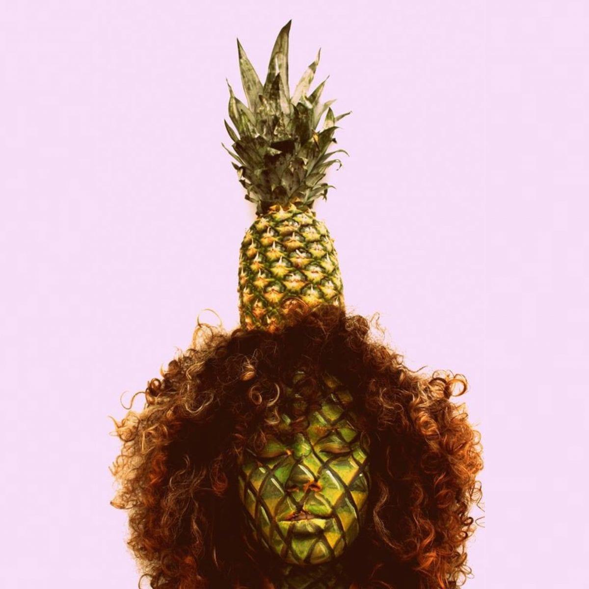 pineapple queen project
