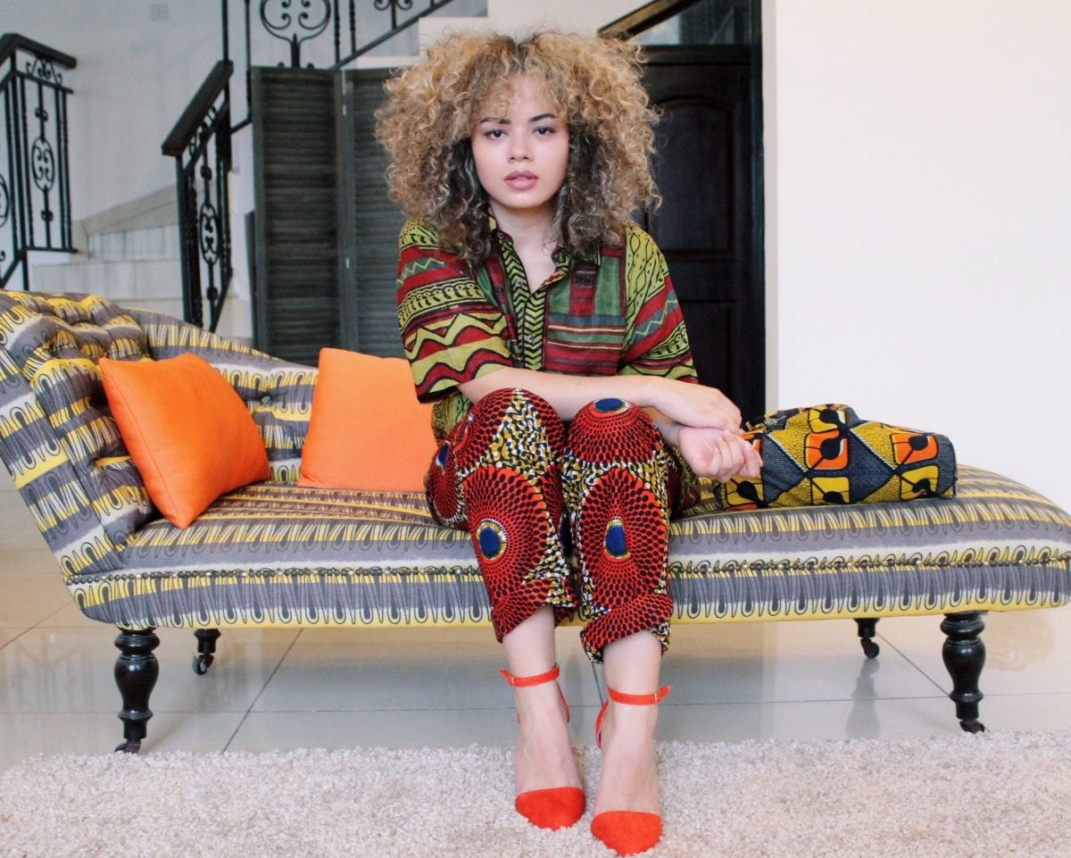 African inspired looks