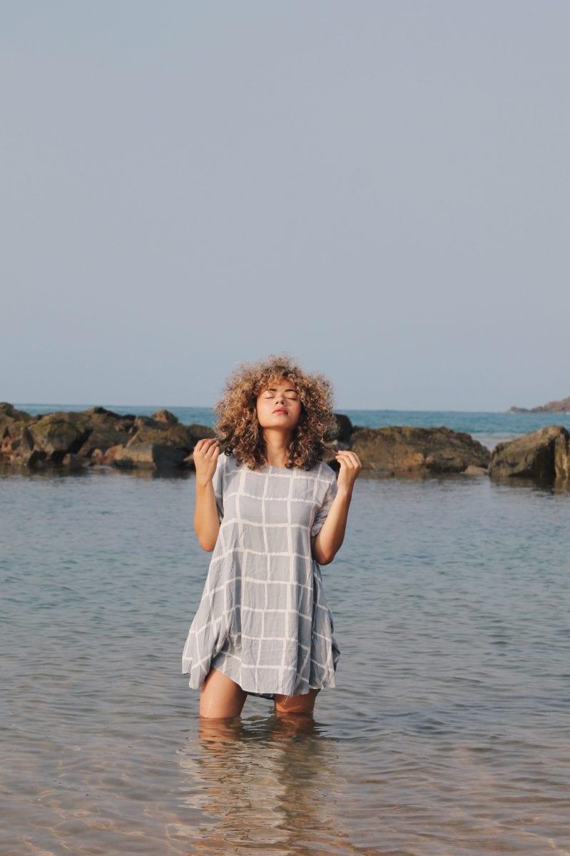 #6 back in Afrique: beachy batik