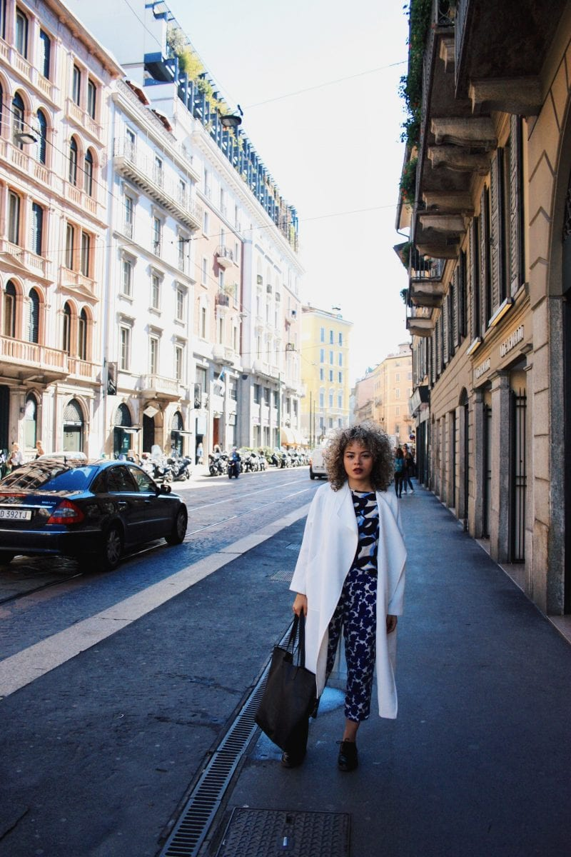 #1 the elegance of Milan: from design to fashion