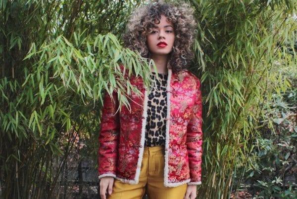 vintage Chinese jacket