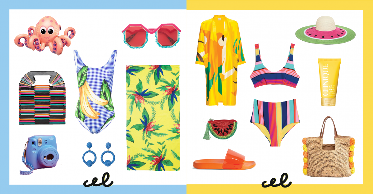 celmatique selects: beach day